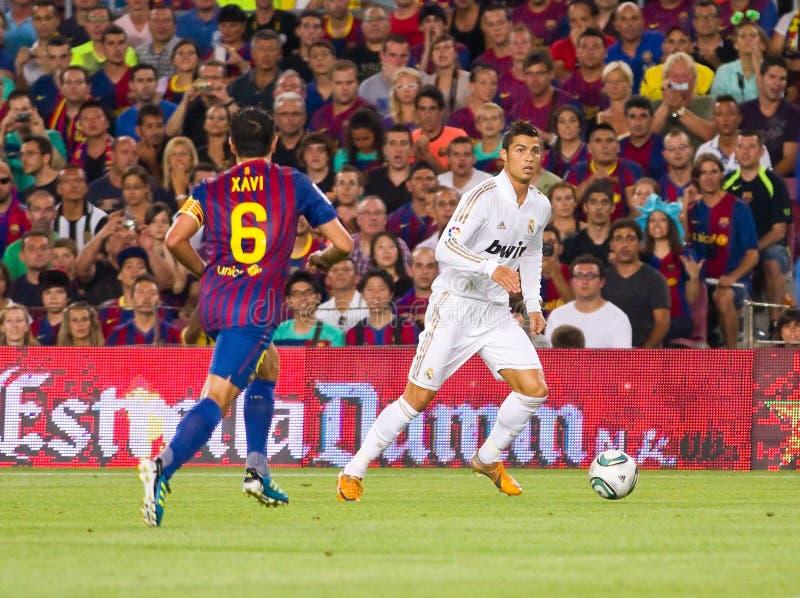 Cristiano Ronaldo 库存照片
