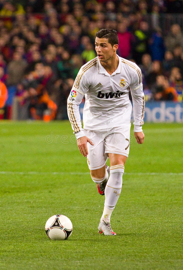 Cristiano Ronaldo photos stock