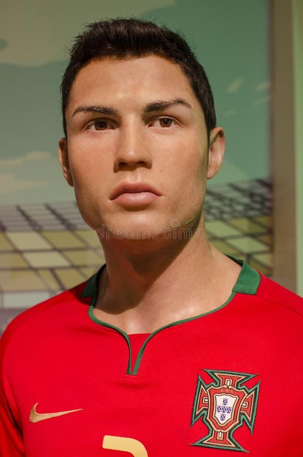 Cristiano Ronaldo zdjęcie stock