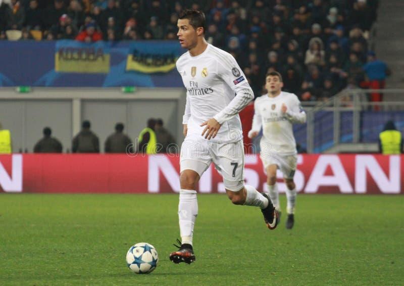 Cristiano Ronaldo immagini stock libere da diritti
