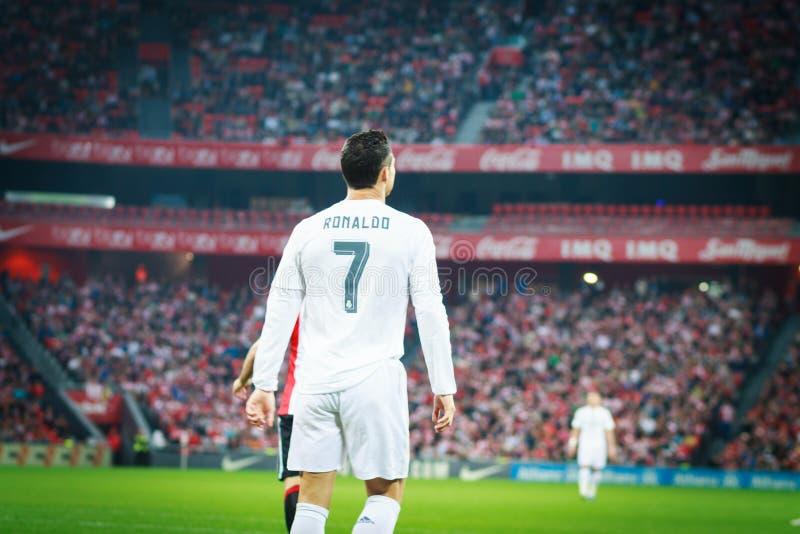 cristiano Ronaldo zdjęcia stock