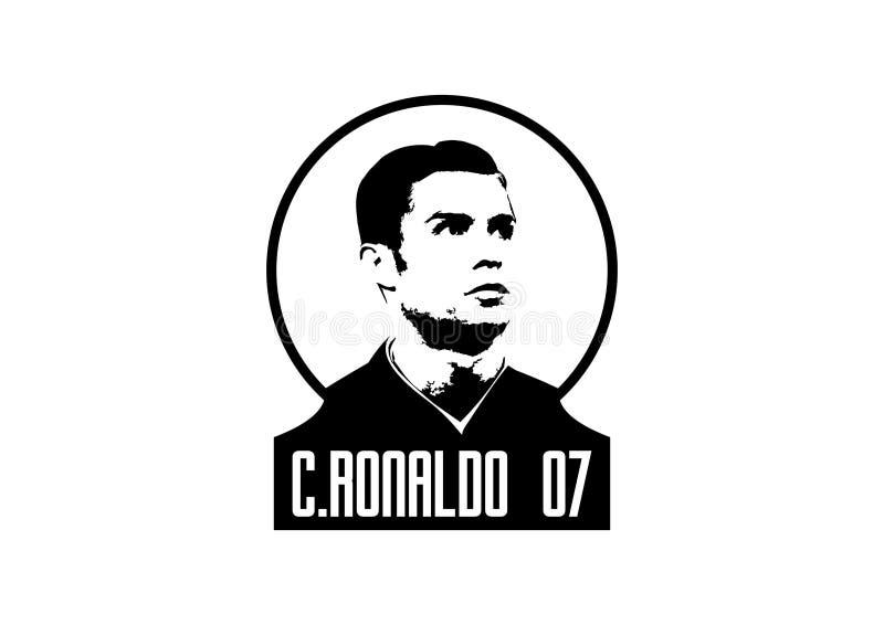 cristiano ronaldo silhouette logo vector editorial stock photo illustration of person juventus 141392408 cristiano ronaldo silhouette logo