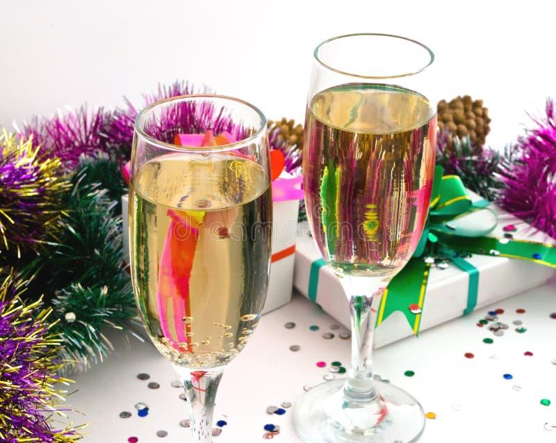 cristmas新年度 库存照片
