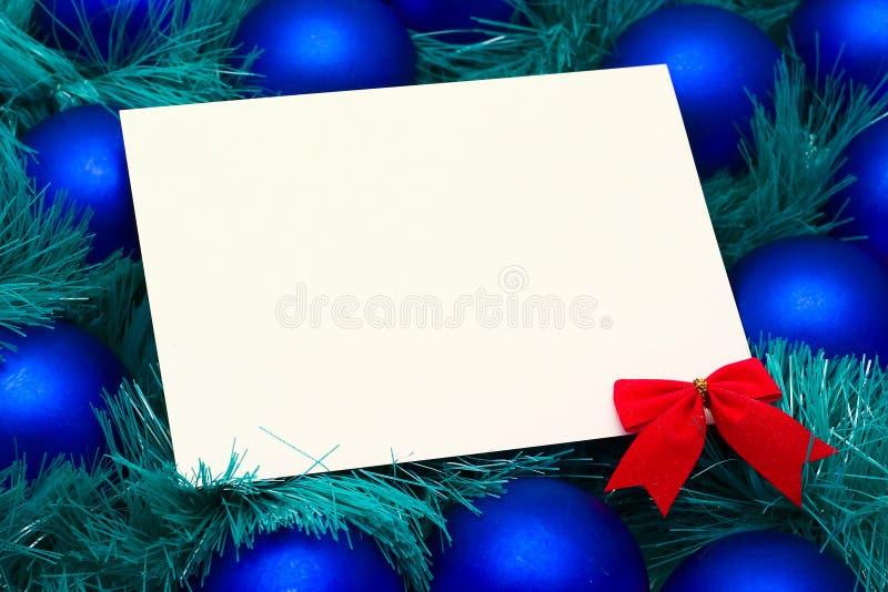 cristmas женятся стоковая фотография