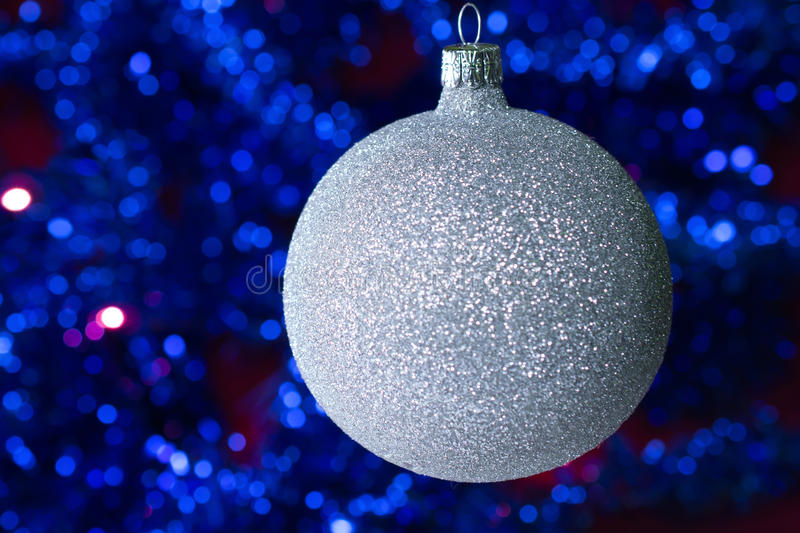 Cristmas ball royalty free stock images