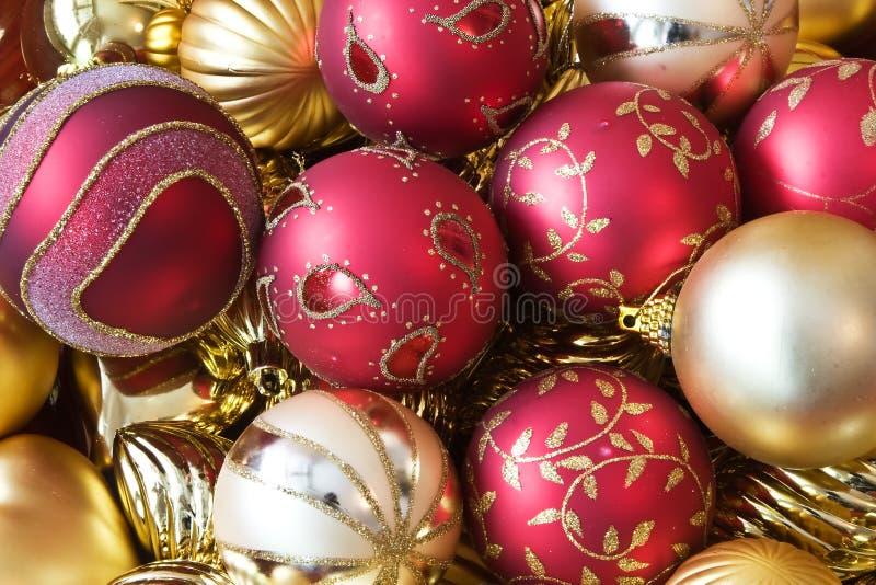 cristmas dekoracje zdjęcia stock