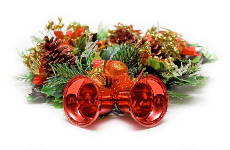cristmas dzwonów fotografia stock