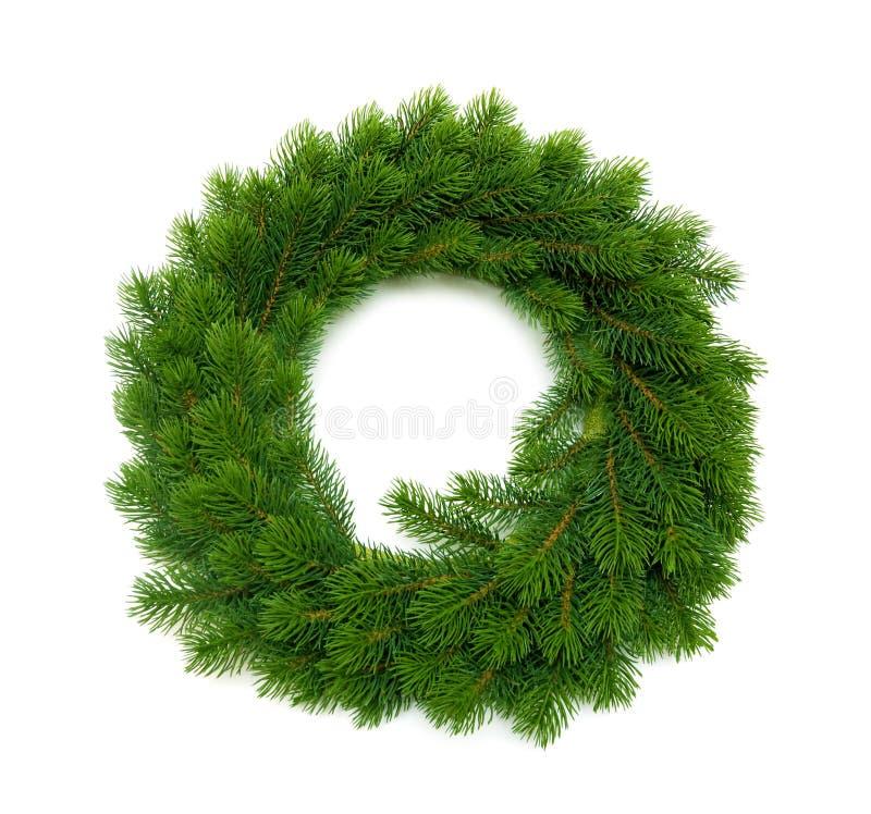 Cristmas Wreath stockfotografie