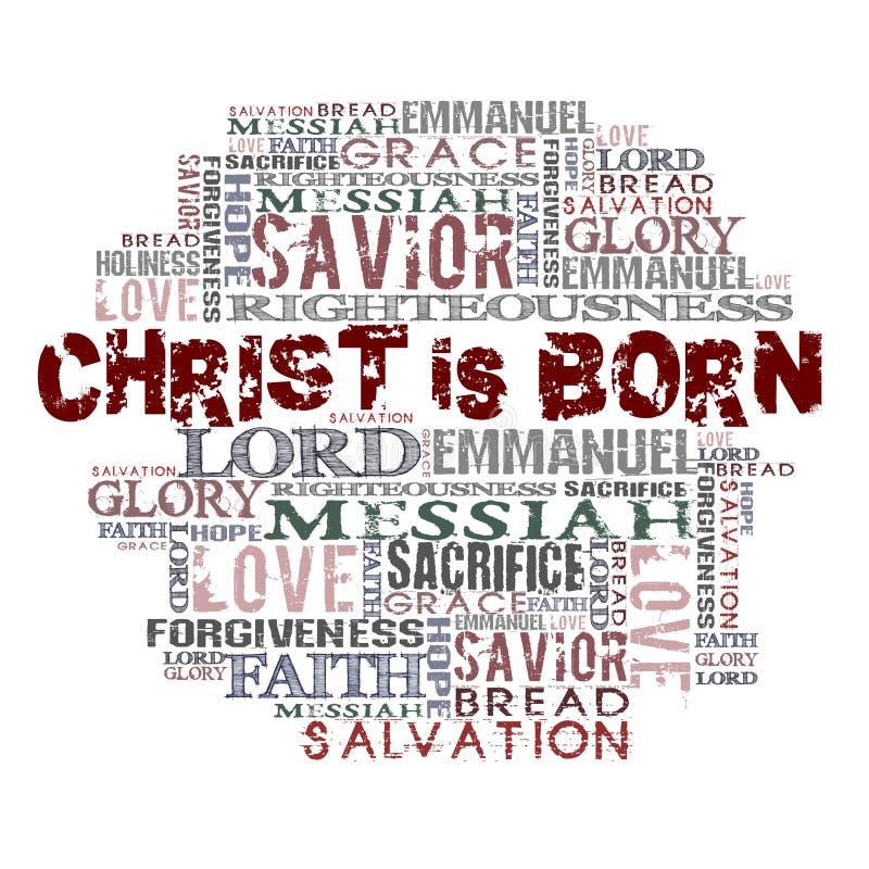 Cristo é nascido