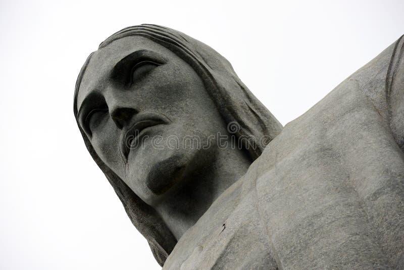 Cristo el redentor fotografía de archivo