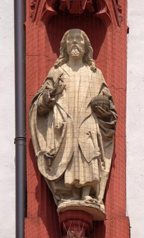 Cristo el salvador fotos de archivo