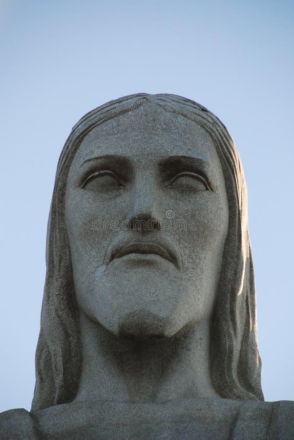Cristo il redentore (Cristo Redentor) Rio, Brasile immagini stock