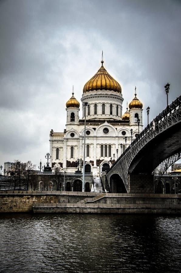 Cristo la catedral del salvador fotografía de archivo