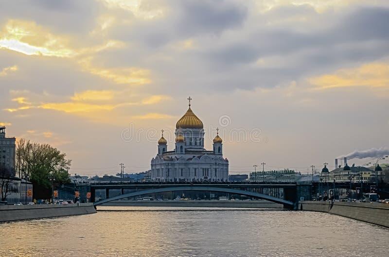 Download Cristo La Cattedrale Del Salvatore A Mosca Immagine Stock - Immagine di orthodoxy, cityscape: 30829241