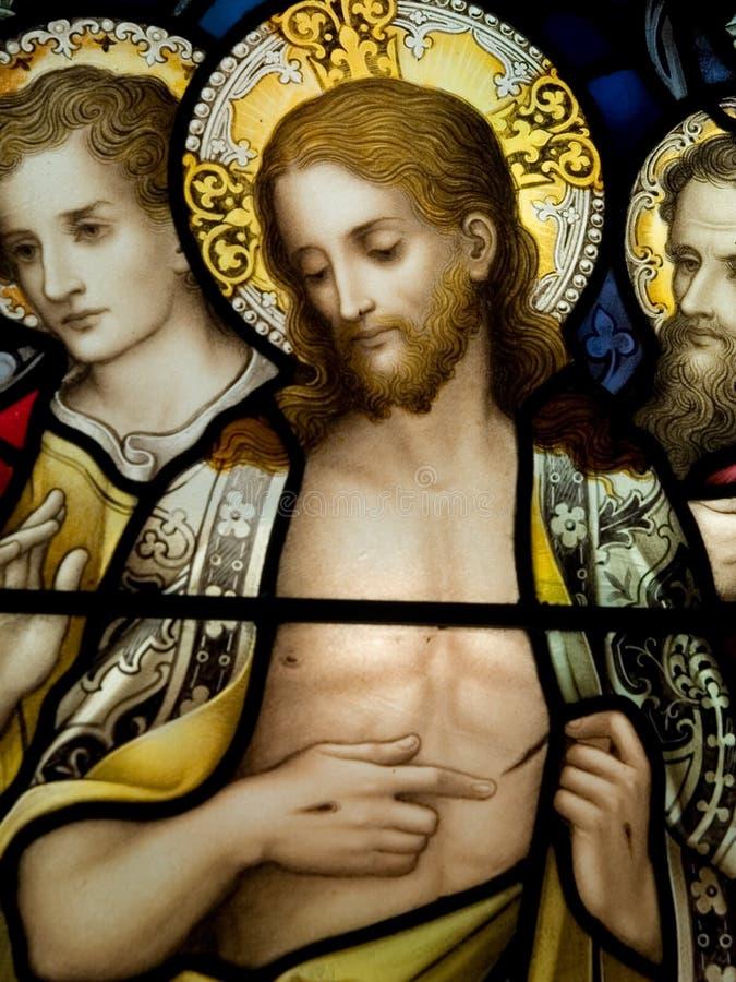 Cristo resucitado fotos de archivo libres de regalías
