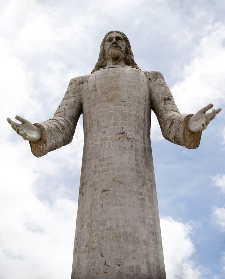 Cristo Rey, Pachuca Hidalgo-MX stockfoto