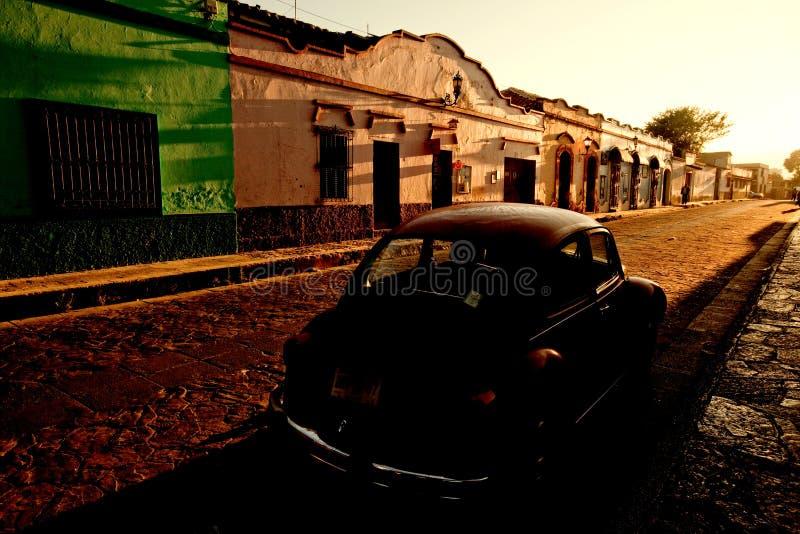 cristobal de-las mexico san för casas royaltyfri foto