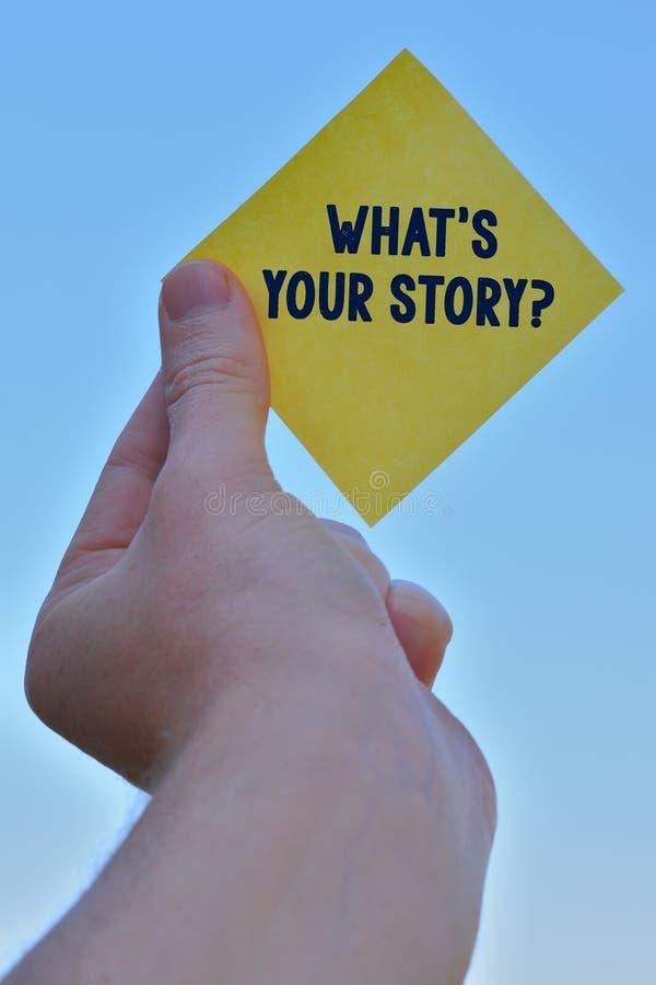 ?criture des textes d'?criture quel s est votre question d'histoire Concept signifiant l'analysisner de s'enquérir démontrant du  photo stock
