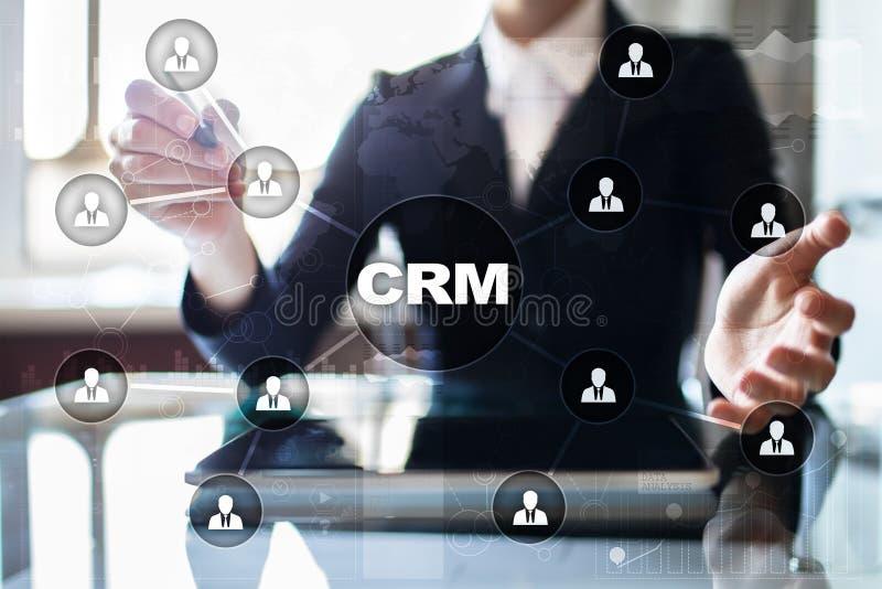 CRM. Customer relationship management concept. Customer service and relationship. CRM. Customer relationship management concept. Customer service and stock images