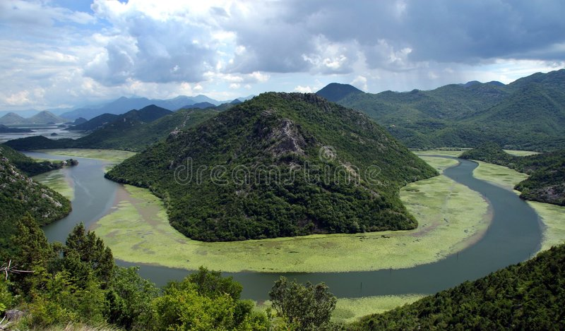 Download Crnojevica River Stock Photos - Image: 873493