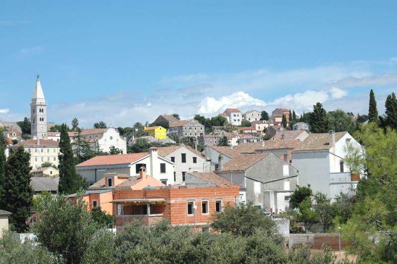 Download Croatia stock image. Image of houses, little, yellow - 20660991
