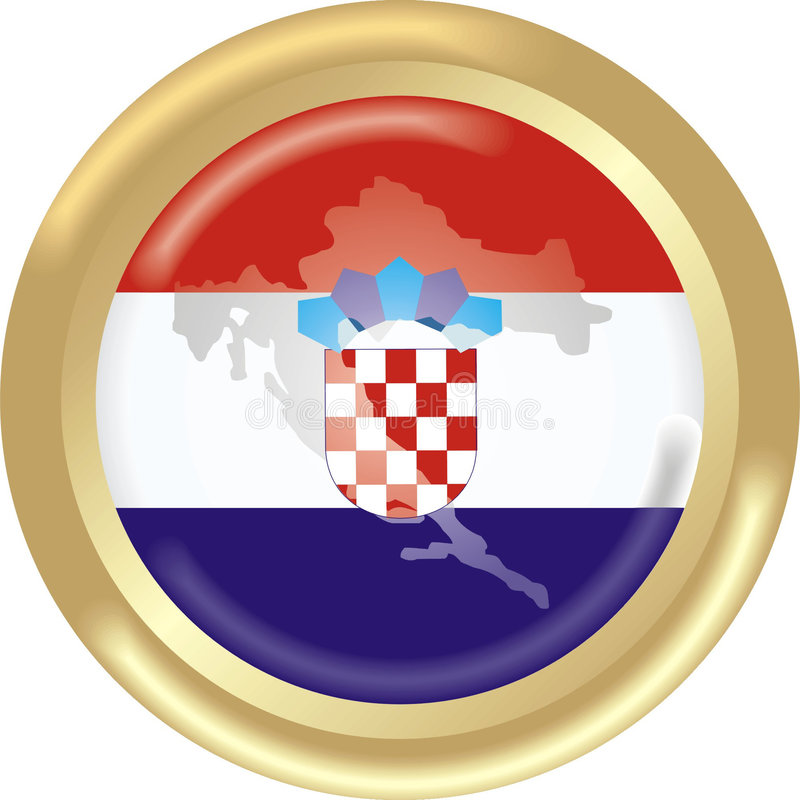 Download Croatia stock vector. Image of artwork, national, crotia - 3171376
