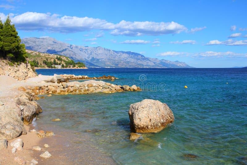 Croatia - Adriatic Sea stock photos
