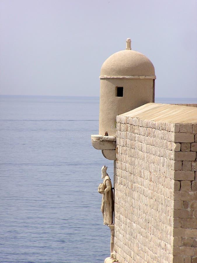 Croatia, Dubrovnik foto de archivo libre de regalías
