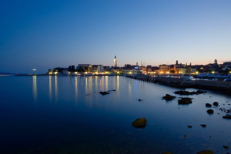 Croatia - Rab imagen de archivo libre de regalías
