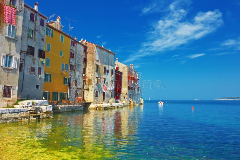 croatia rovinj royaltyfri foto