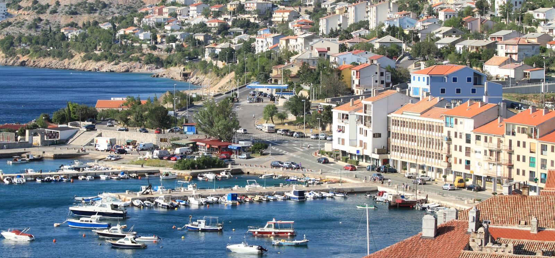 Croatia -Senj royalty free stock images