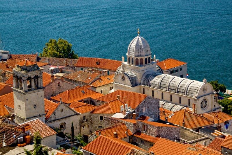 croatia sibenik zdjęcia royalty free