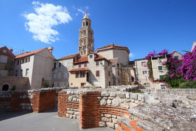 Croatia - Split royalty free stock image