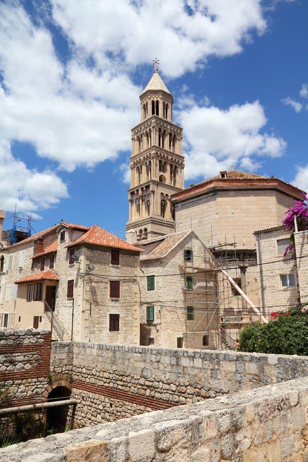 Croatia - Split royalty free stock photography
