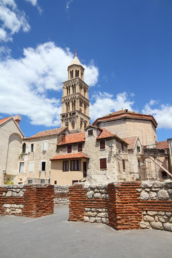 Croatia - Split stock photography