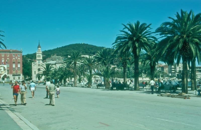 Croatia - Split royalty free stock photos