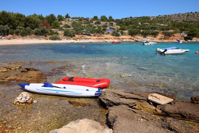Croatia vacation royalty free stock photography