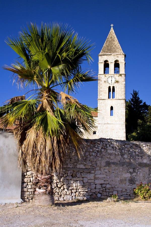 croatia wyspy vis zdjęcie stock