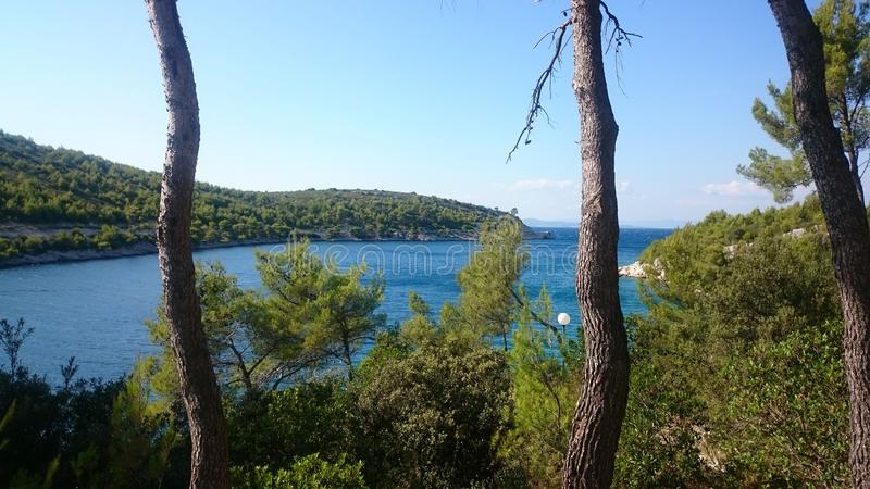 Croatie photo libre de droits