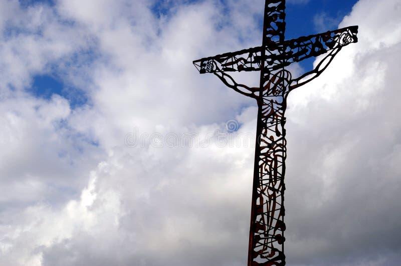 Croce immagine stock libera da diritti