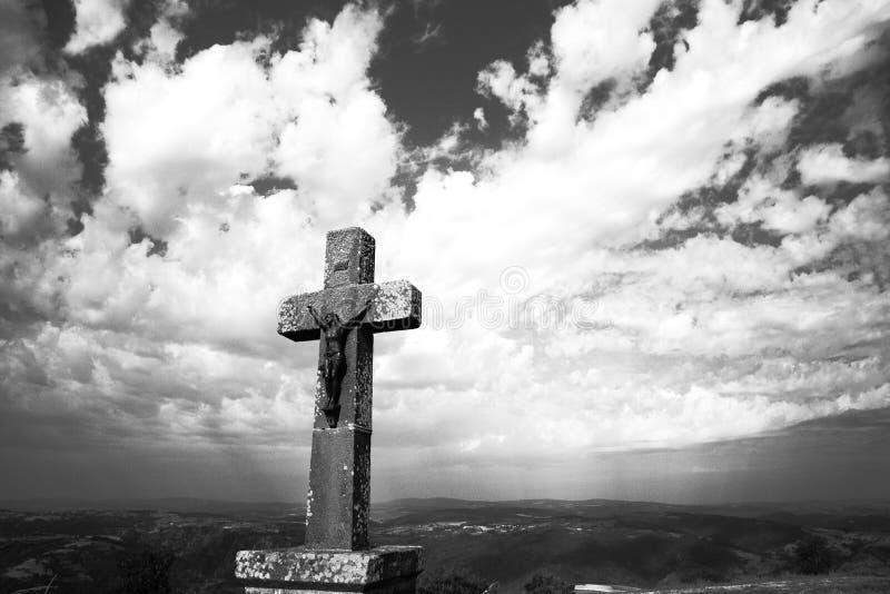 Croce II fotografie stock libere da diritti