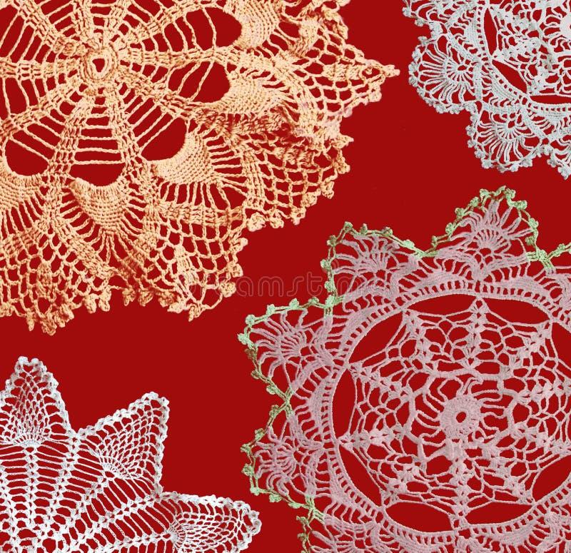 Crochects Handmade illustrazione vettoriale