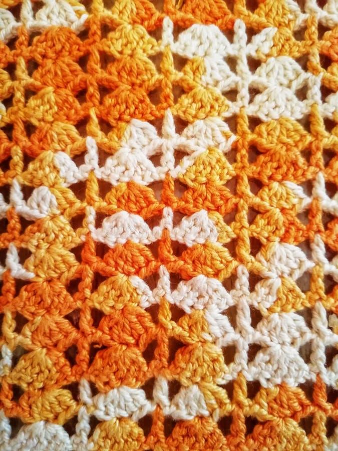 crochet стоковая фотография