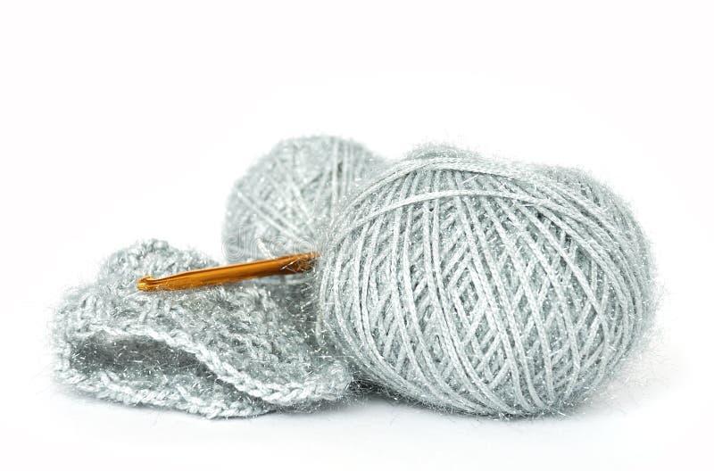 crochet zdjęcia stock