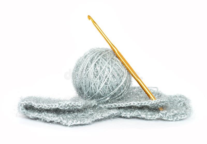 Crochet fotografia de stock