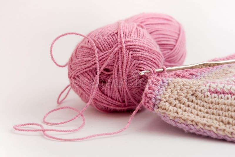 Crochet 4 fotografia stock