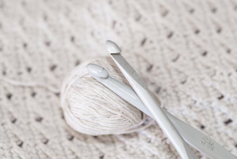 crochet royalty-vrije stock afbeeldingen