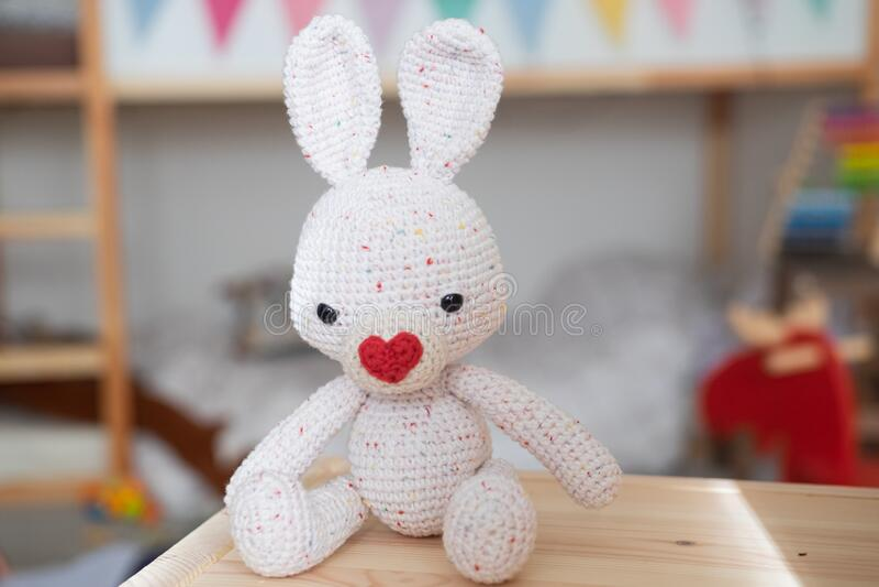 crochet) Pt1: How To Crochet an Amigurumi Rabbit - Yarn Scrap ... | 533x800