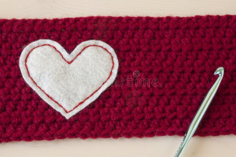 Crochet Crafts stock photography