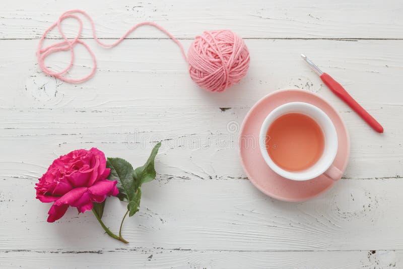 Crochet stock photos